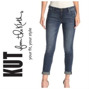 NWT Kut from the Kloth boyfriend jeans